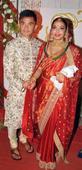 Sunil Chhetri & Sonam Bhattacharya's marriage ceremony