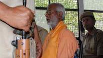 Samjhauta blast case: Swami Aseemanand furnishes bail bond