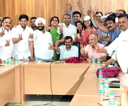 In office of profit case, Delhi HC sets aside disqualification of 20 AAP MLAs