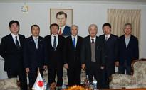 Tajik-Japanese science - technology cooperation discussed in Tokyo