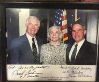 Ex-aide to Sen. Thad Cochran receives 30-month sentence in D.C. drug case