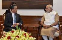 NSG, Masood Azhar discussed as Chinese foreign minister meets PM, Swaraj