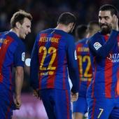Copa del Rey: Barcelona's reserves rout Hercules 7-0, Arda Turan grabs a hat-trick