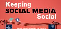Latest Oxford Sparks animation looks at the pros and cons of our social media obsession20 Oct 2016