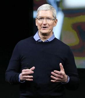 Bullish on India, says Apple's Tim Cook