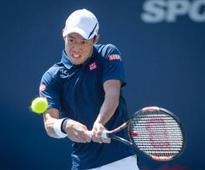 Nishikori beats Wawrinka to reach Toronto Masters final