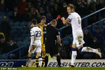 Leeds ahead Souleymane Doukara banned for eight video games after biting an opponent