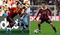 Manuel Pellegrini wants Isco but not Stephan El Shaarawy at Manchester City