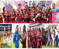 West Indies stun Aussies to claim maiden crown