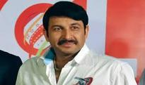 BJP hopes for Poorvanchali votes courtesy Manoj Tiwari