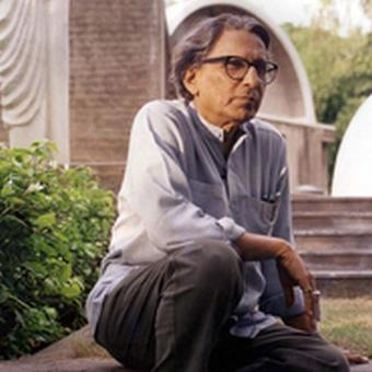Balkrishna Doshi wins architecture's top prize, first Indian to do so
