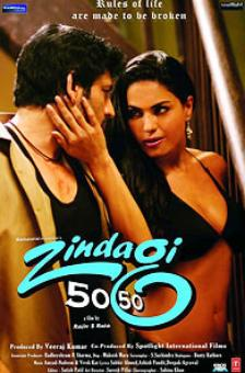Review: Zindagi 50-50 is a sleaze fest