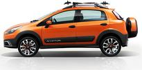 Fiat Launched the new Avventura Urban Cross