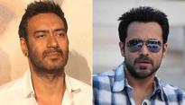 Baadshaho: Ajay Devgn, Emraan Hashmi reunite after Once Upon A Time In Mumbai