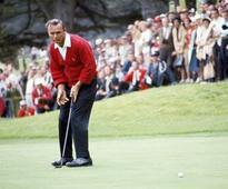 Arnold Palmer, the beloved golf legend, dies at 87 in US
