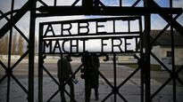 Dachau gate appears to be found in Norway