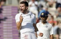 James Anderson joins elite 500 club in Test cricket