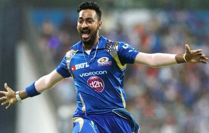 'Krunal will have to lead the MI's spinners in Bhajji's absence'