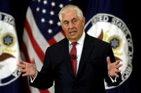 Tillerson gives nod at Arctic meet to climate change action