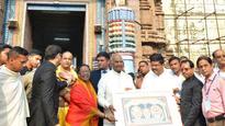 President Ram Nath Kovind visits Shree Jagannath Temple in Puri