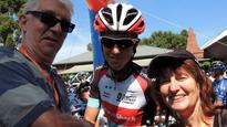 George Bennett's parents reflect on their Olympic son as he heads to Rio