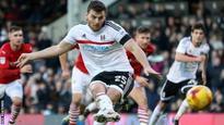 Chris Martin: Fulham will keep on-loan Derby striker, says boss Slavisa Jokanovic
