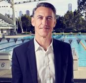 Melbourne Sports Hub profiles Chief Executive Phil Meggs