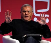 WPP chief predicts a slowdown of the world economy after Brexit vote