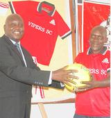 Vipers unveil Nsimbe