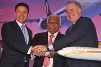 Etihad-backed Jet Airways soars to record profits