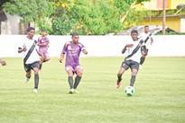 10-man Vasco SC collect full points