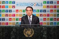 Chinese delegate urges G20 members to start implementing 2030 SDGs