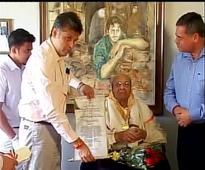 Pran Receives Dadasaheb Phalke Award