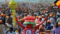 UP polls phase 4: laggard BJP hopes for Modi magic after war of words