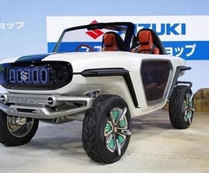Maruti to unveil India's 1st EV e-SURVIVOR at Delhi Auto Expo