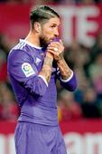 There's nothing to be ashamed of: Sergio Ramos on Real Madrid loss to Sevilla