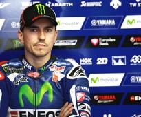 Lorenzo: We need to find something different