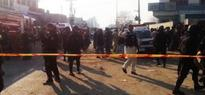 Pakistan: 13 people injured in suicide attack outside Shia Muslim mosque