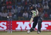 Under-pressure Guptill given passage to India