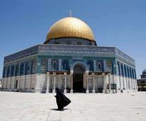 2nd day of clashes at Islamic holy site Al-Aqsa in Jerusalem
