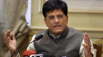 Piyush Goyal lauds Jayalalithaa govt, state BJP toes different line