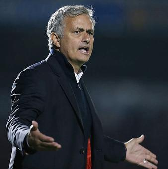 Mourinho keen to see out Manchester United contract