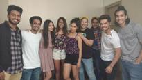 When Shantanu, Kunwar Amar and Alisa relived their D3 days on the sets of JDJ!