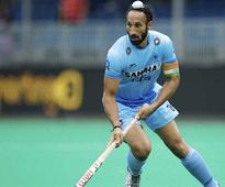 Sardar Singh Feels Indian Hockey Team Need to Convert Half Chances at Rio Olympics