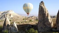 Hot air balloon crash in Turkey kills 1, injures 24