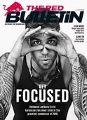 Dive in to The Red Bulletin's December Issue Featuring Cover Star Olympic Swim Champion Anthony Ervin