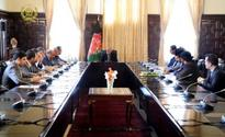 Utilise Funds to Meet Public Expectations, Ghani Tells Ministries