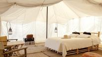 Glamping in Scarabeo Camp, Morocco