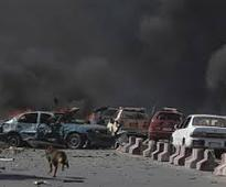 Taliban's No. 2 denies role in Kabul bombing