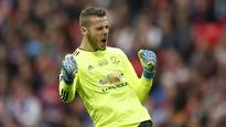 De Gea excited about future at United under 'winner' Mourinho